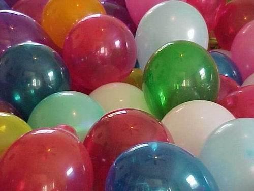 Как появились воздушные шарики