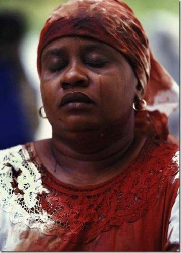 Вуду - одна из самых интересных афро-карибских религий…