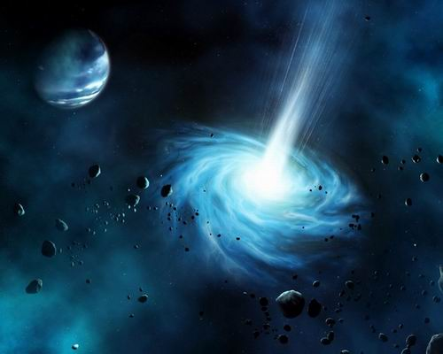 Самые странные явления космоса
