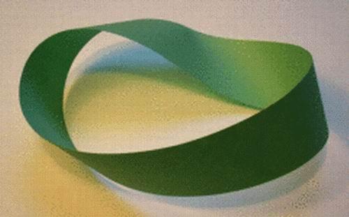 Что такое лента Мёбиуса и зачем ее надо резать?
