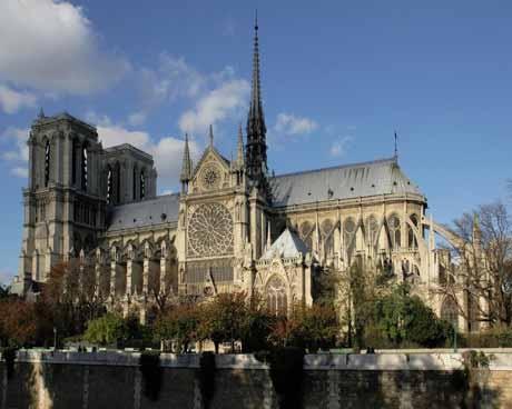 Притчи и легенды собора Парижской богоматери