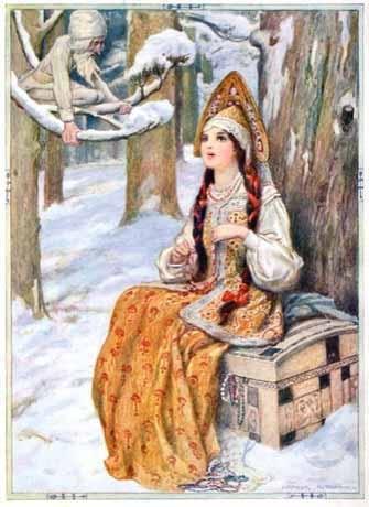 Искаженные русские сказки
