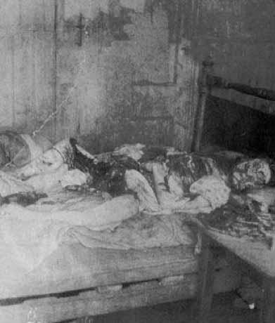 жертвы джека-потрошителя фото