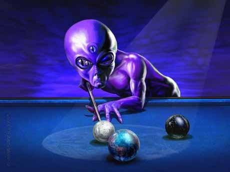 Факты, связанные с инопланетянами