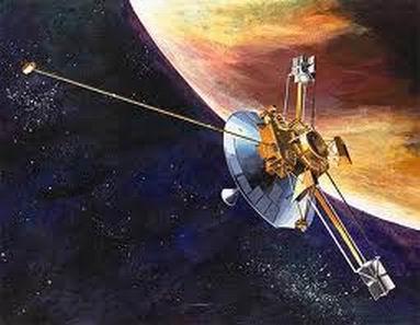 Ученые нашли объяснение аномальному торможению Pioneer