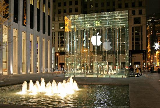 10 фактов о магазинах Apple