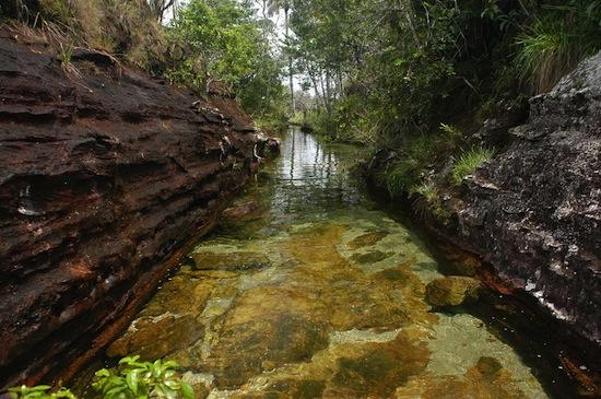 Самая красивая река в мире — это река