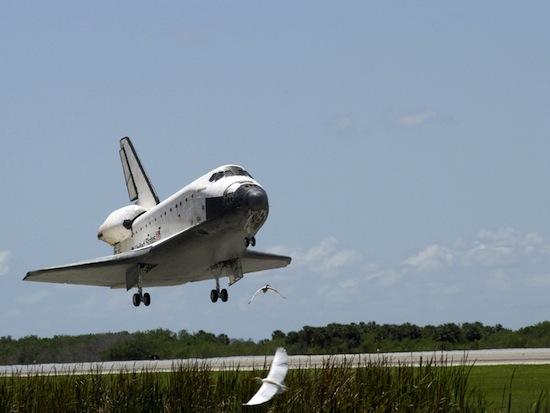 11 фактов о космических челноках (Space Shuttle)