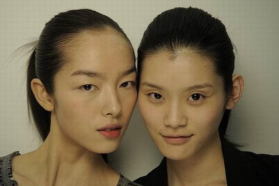 Азиаты внешность