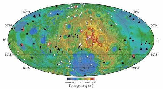 Луна умерла на 950 млн лет позже, чем считалось ранее