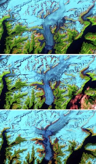 Как человек изменил Землю – снимки со спутника