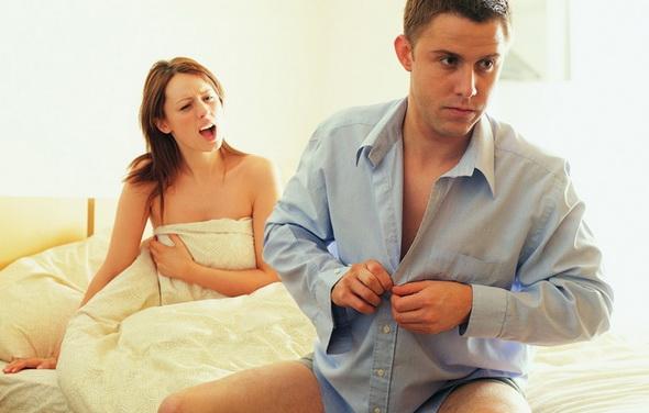 Свидание и секс
