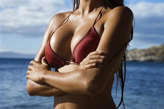 упругая грудь красивая фото