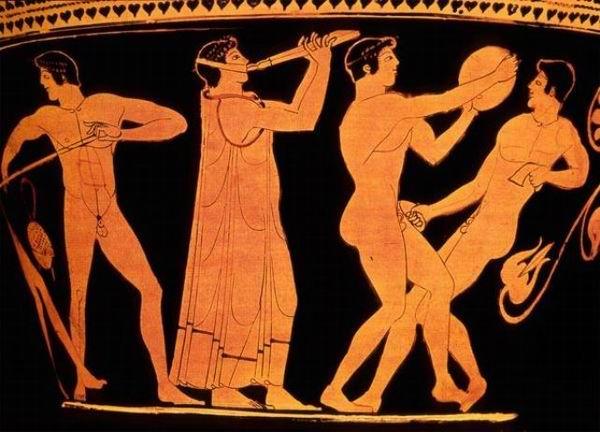 Секреты древнего секса