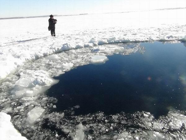 В озере Чебаркуль не нашли метеорита