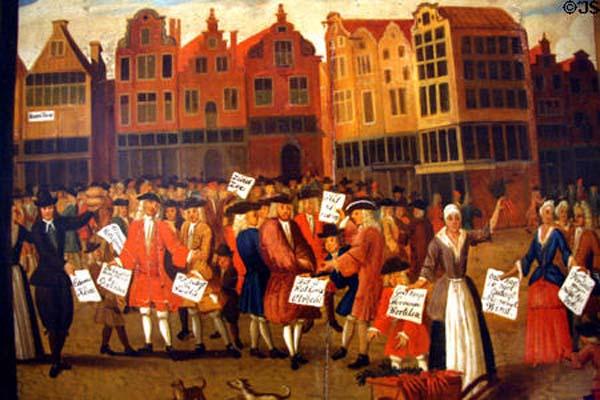 10 неординарных экономических крахов в истории