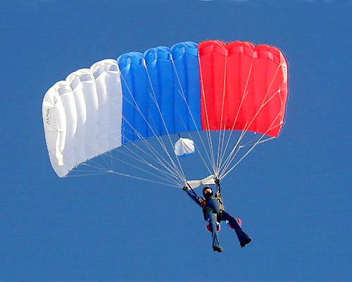 Интервью с выжившими парашютистами