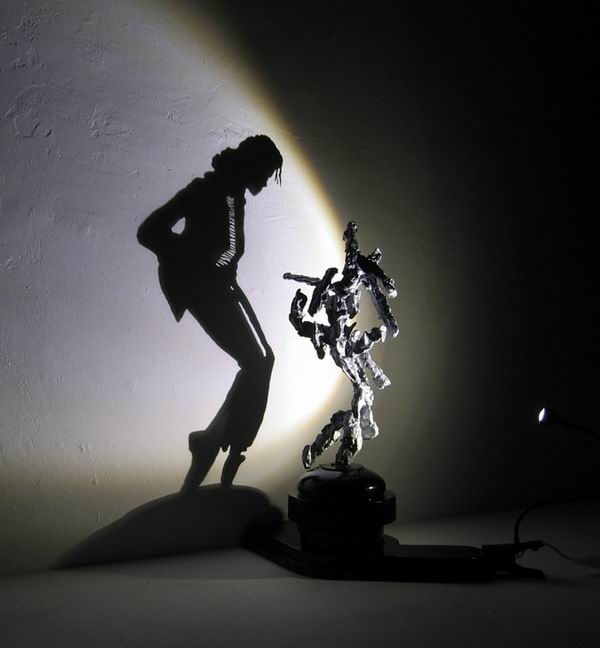 Искусство создавать тень узнаваемые