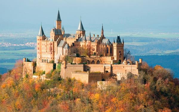 Самые великолепные замки мира