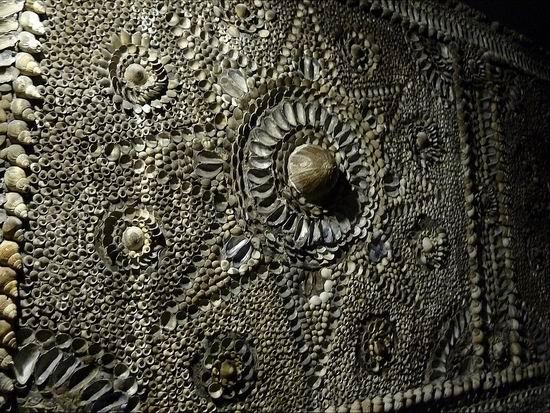 Грот ракушек в городе Маргит: загадка из глубины веков