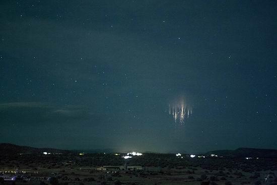 Исследователи в разных регионах Земли регистрируют загадочные атмосферные явления