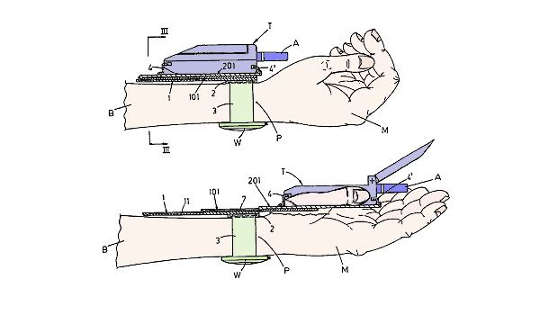 Самые нелепые патенты за всю историю