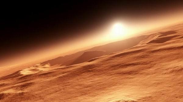 Земная жизнь могла зародиться на Марсе