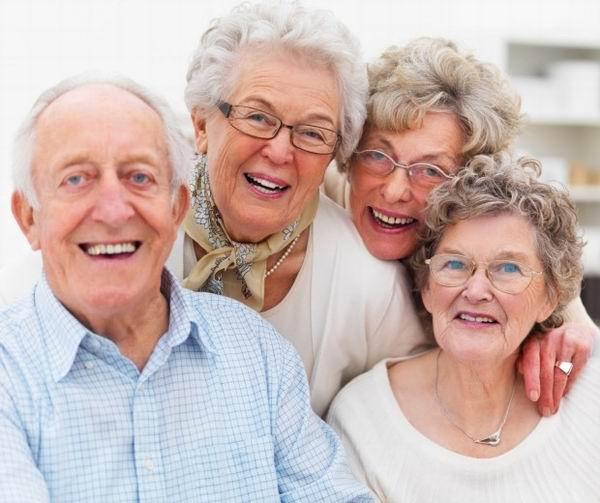 У пожилых людей действительно есть особенный запах