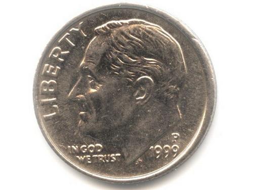 Загадка появляющихся ниоткуда десятицентовых монет и другие странные феномены