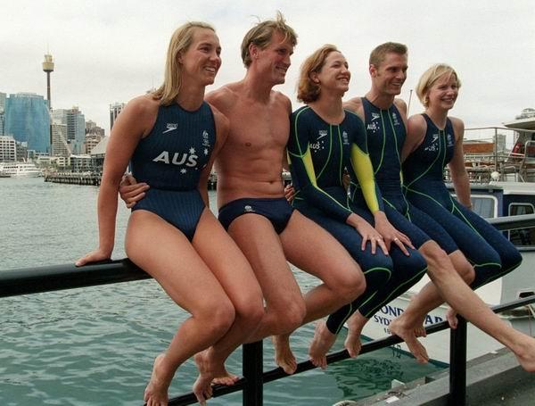 Секс во время олимпиады