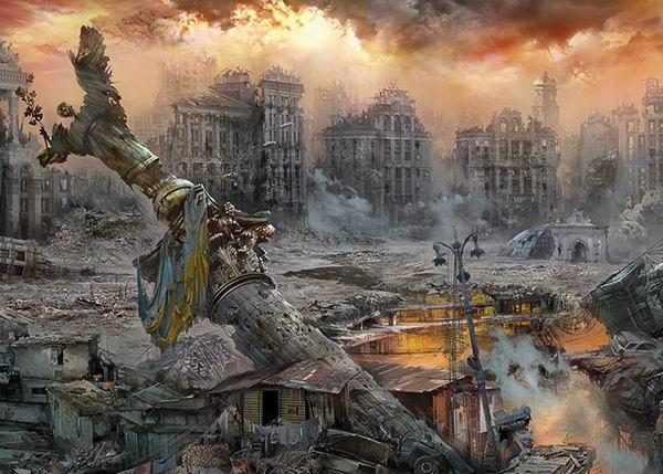 Картинки по запросу Непокорные Киеву региону должны быть заблокированы для въезда и выезда