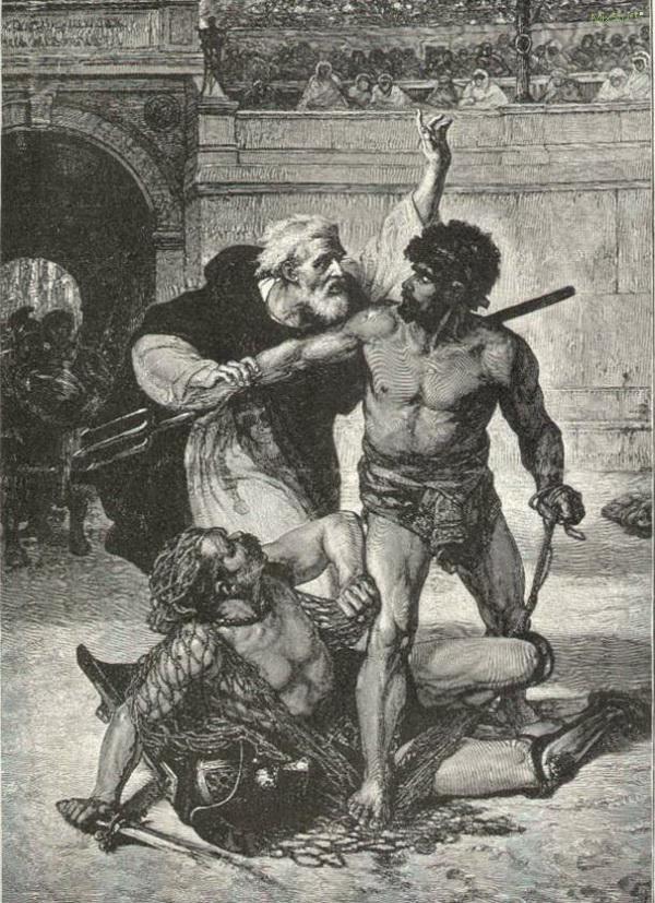 Гладиаторы Рима: кровавый спорт древней империи