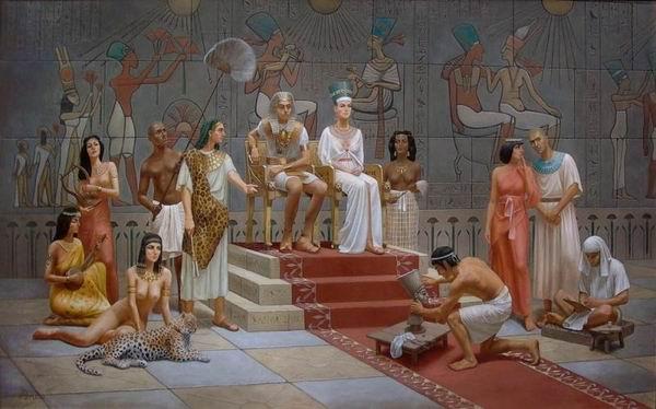 Древний Египет: мифы и ляпы