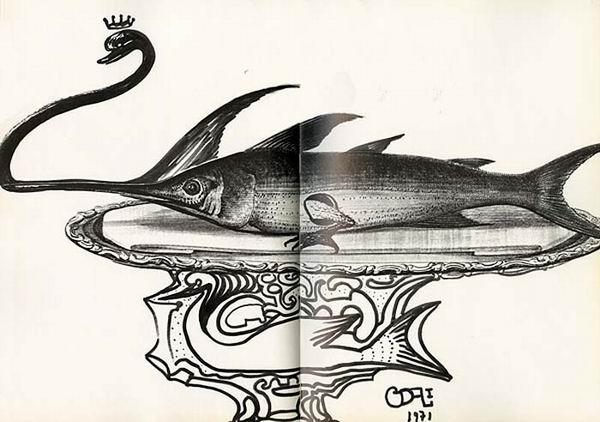 Блюда с философским подтекстом из поваренной книги Сальвадора Дали, которые может приготовить каждый
