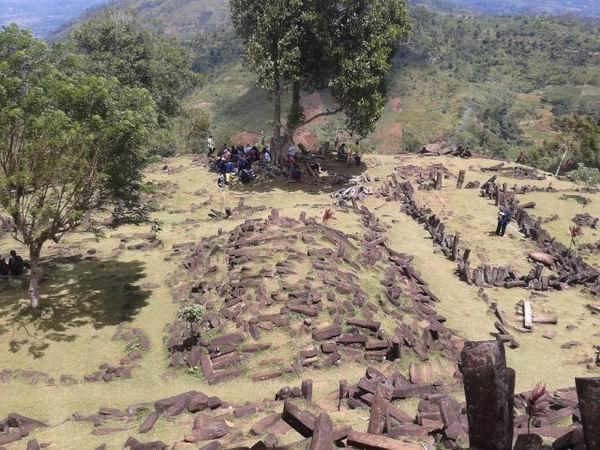 Старейшая пирамида в мире может свидетельствовать о существовании загадочной цивилизации