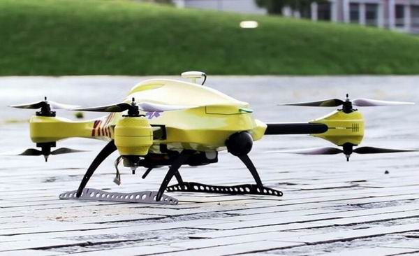 Квадрокоптер порно съемки