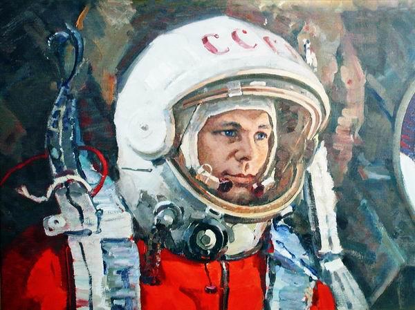 Юрий Гагарин — гражданин Земли