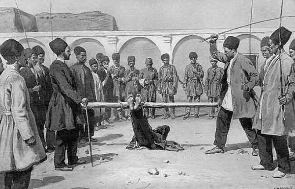 15 самых страшных наказаний в истории человечества, вызывающих ужас