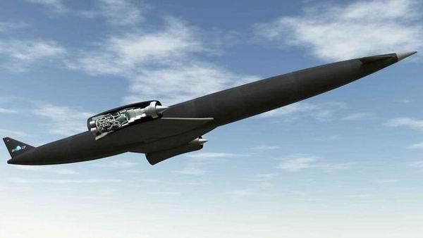 Самолет, который сможет долететь в любую точку мира за 4 часа и выйти в коcмос