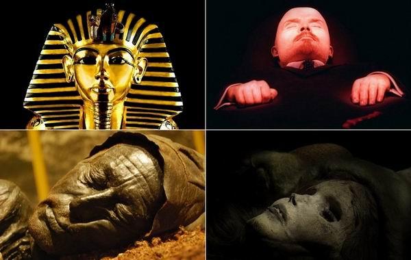 8 верных способов стать мумией: удивительные истории реальных людей